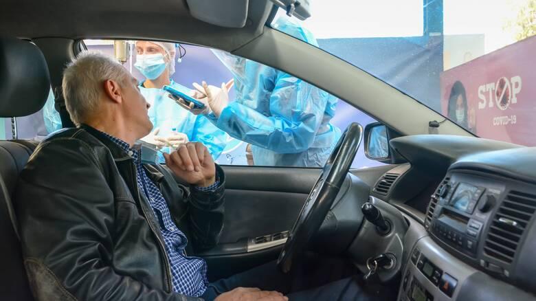 Κορωνοϊός: Rapid test στη Νάουσα την Τετάρτη με τη διαδικασία drive through