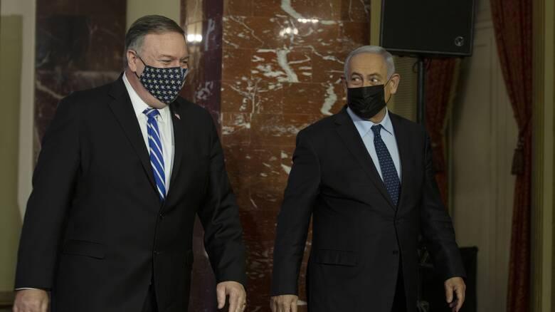 Μυστική συνάντηση Νετανιάχου, Σαλμάν και Πομπέο στη Σαουδική Αραβία