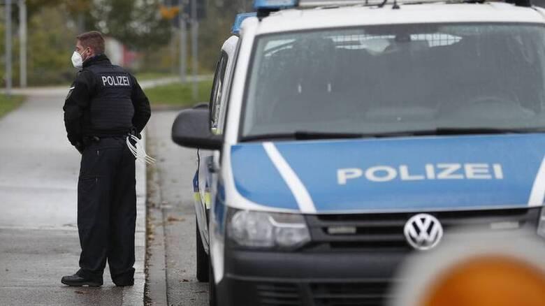Γερμανία: Ένοπλος άνοιξε πυρ και τραυμάτισε αστυνομικό