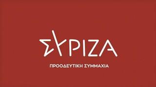 ΣΥΡΙΖΑ: Ενεργοποίηση των χρηματοδοτικών εργαλείων για την αντιμετώπιση της πανδημίας