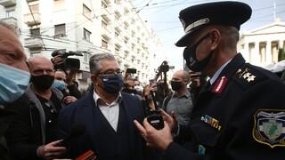 Εισαγγελική έρευνα κατά Τσίπρα, Κουτσούμπα και Βαρουφάκη για τις εκδηλώσεις του Πολυτεχνείου