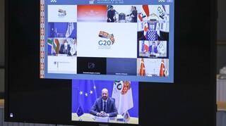 G20: Επιπλέον 4,5 δισ. δολάρια έως το τέλος του έτους για τα εμβόλια ζητά η Κομισιόν