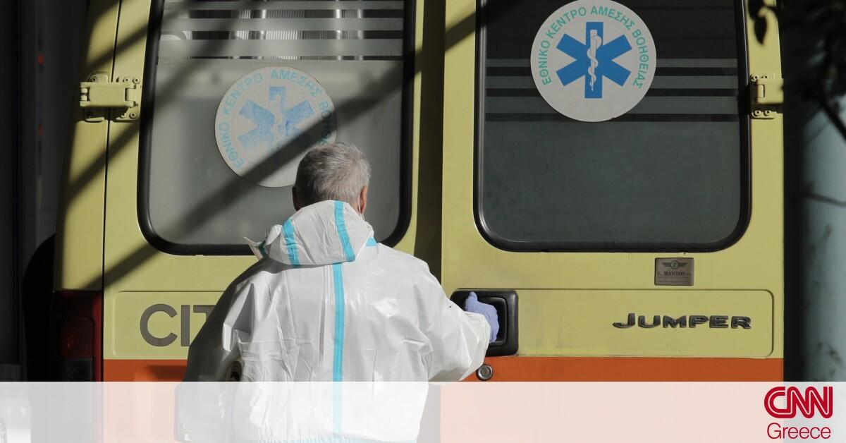 Κορωνοϊός: Νεκρός 32χρονος στα Τρίκαλα – Δεν πρόλαβε να εισαχθεί σε ΜΕΘ