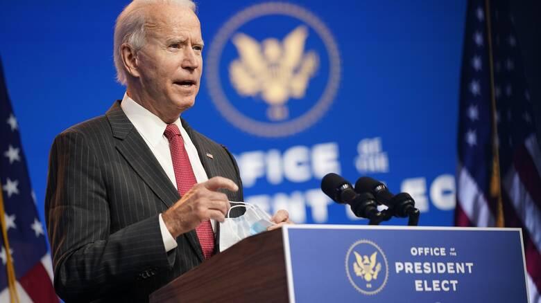 ΗΠΑ: Νέα πρόσωπα σε θέσεις-κλειδιά αποκάλυψε ο Μπάιντεν