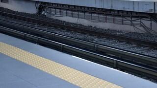 Άνω Πατήσια: Άτομο αποπειράθηκε να αυτοκτονήσει στο σταθμό