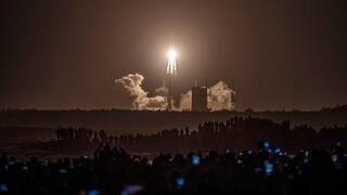 Εκτοξεύθηκε η ιστορική ρομποτική αποστολή Chang'e 5 της Κίνας στη Σελήνη