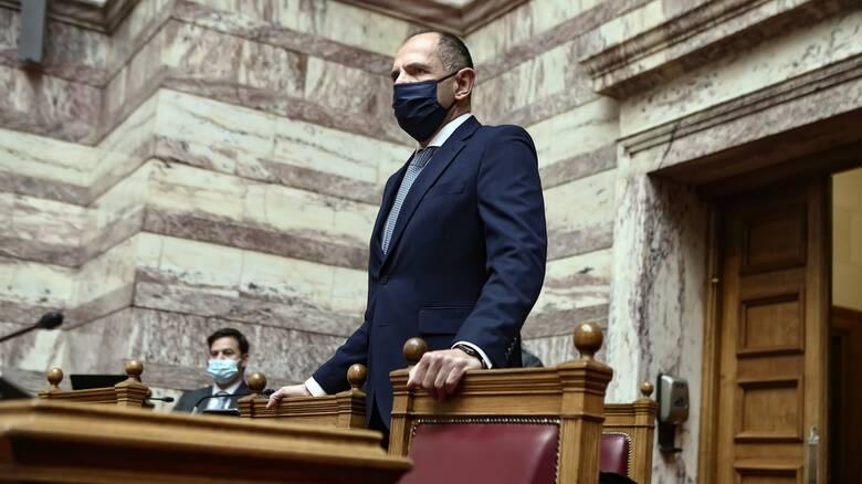 ΣΥΡΙΖΑ: Κακοποίηση της λογικής από τον κ. Γεραπετρίτη - Η τυμβωρυχία πλέον επίσημη γραμμή της ΝΔ