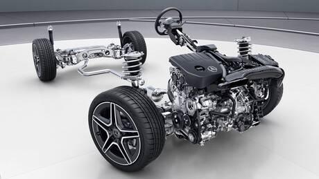 Η Mercedes θα κατασκευάζει κινητήρες βενζίνης με την Geely και θα τους μοιράζεται με τη Volvo