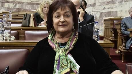 Αντιπρόεδρος της Κοινοβουλευτικής Συνέλευσης του ΝΑΤΟ η Μαριέττα Γιαννάκου