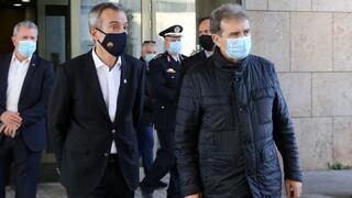 Χρυσοχοΐδης από Θεσσαλονίκη: Αυστηροποίηση των ελέγχων σε σημεία συνάθροισης