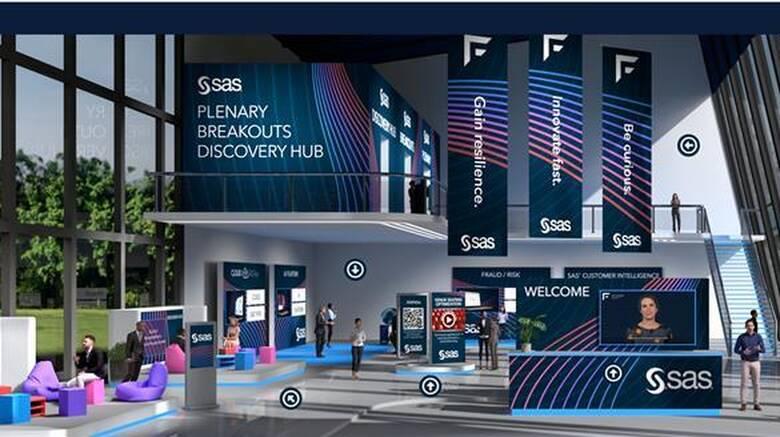 SAS Beyond Tomorrow: Κλειδί για το μέλλον των επιχειρήσεων η αξιοποίηση των δεδομένων