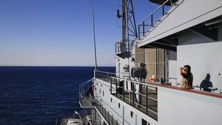 Κομισιόν: Η επιχείρηση «ΕΙΡΗΝΗ» ενήργησε με επαγγελματισμό κατά τον έλεγχο του τουρκικού πλοίου