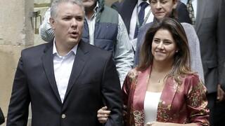 Η Πρώτη Κυρία της Κολομβίας μολύνθηκε από κορωνοϊό