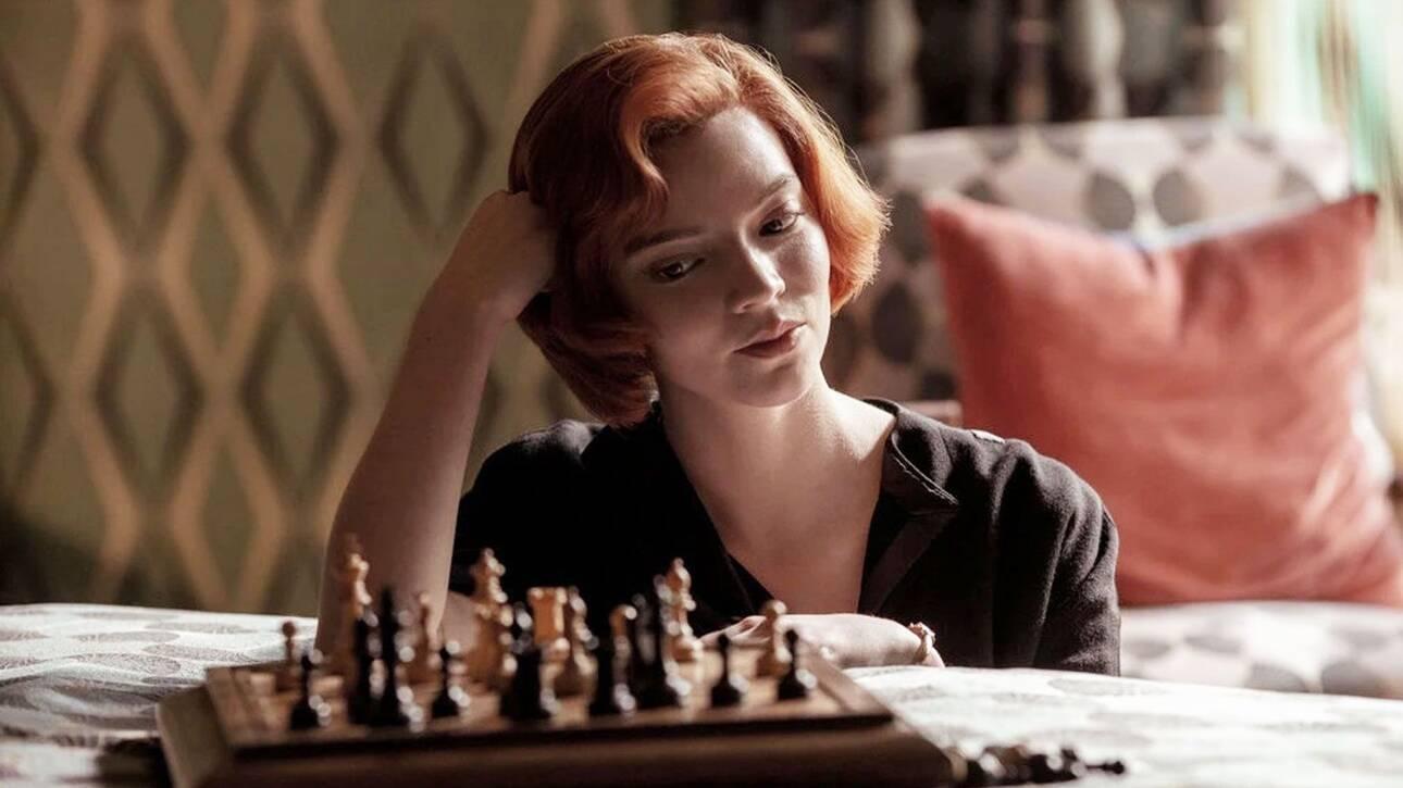 Netflix: Το «Γκαμπί της Βασίλισσας» σπάει όλα τα ρεκόρ από καταβολής δικτύου