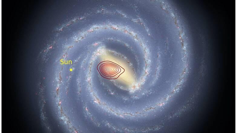 Απρόσμενη ανακάλυψη: Βρέθηκε κρυμμένος «απολιθωμένος» γαλαξίας