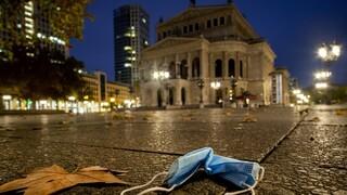 Κορωνοϊός – Γερμανία: Αριθμός ρεκόρ θανάτων σε ένα 24ωρο