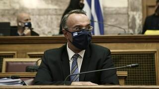 Σταϊκούρας: Εντός των ημερών η υπουργική απόφαση για το επίδομα θέρμανσης