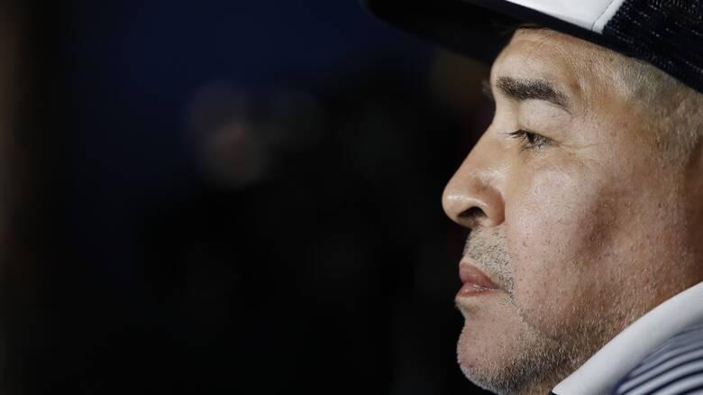 Πέθανε ο Ντιέγκο Μαραντόνα - Παγκόσμια συγκίνηση