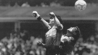 Μαραντόνα: «Χέρι του θεού» - Το ιστορικό γκολ απέναντι στην Αγγλία