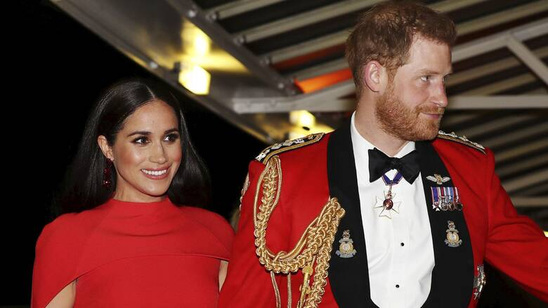 Βρετανία: Το παλάτι δεν σχολιάζει τη «βαθιά προσωπική» αποκάλυψη της Μέγκαν Μαρκλ