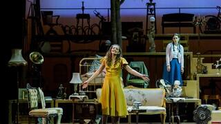 «Το Τρίτο Στεφάνι» του Ταχτσή για δύο online προβολές από το θέατρο Παλλάς