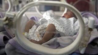 Αυξημένος ο κίνδυνος εισαγωγών στο νοσοκομείο για τα παιδιά που γεννιούνται πρόωρα