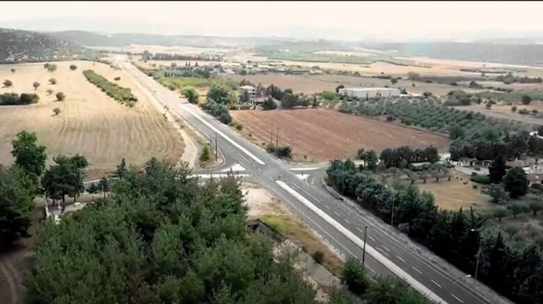Το υπουργείο Υποδομών & Μεταφορών ξεκινά έργα οδικής ασφάλειας σε 7.000 σημεία σε όλη τη χώρα