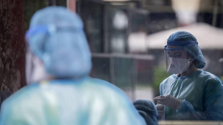 Αρκουμανέας: Αρχίζει να παρατηρείται μείωση κρουσμάτων