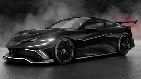 Αυτοκίνητο: Το Naran V8 Hyper Coupe είναι άξιο λόγου και γιατί δεν είναι ηλεκτρικό