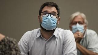 Ηλιόπουλος: Σκληρή ιδεοληψία της κυβέρνησης να μη στηρίζει το ΕΣΥ εν μέσω πανδημίας
