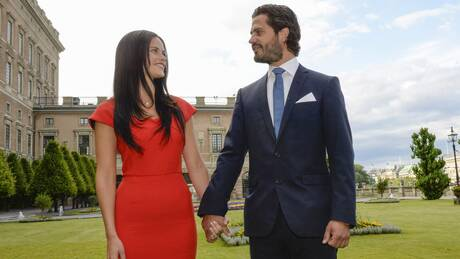 Κορωνοϊός: Θετικοί ο πρίγκιπας Κάρολος Φίλιππος και η πριγκίπισσα Σοφία