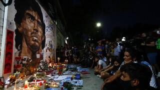Αργεντινή: Σε λαϊκό προσκύνημα η σορός του Ντιέγκο Μαραντόνα στο προεδρικό μέγαρο