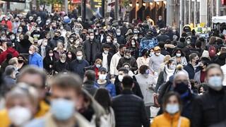 Γερμανία: Θα συνεχιστούν πιθανότατα και το 2021 οι περιορισμοί στη χώρα λόγω κορωνοϊού