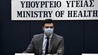 Κικίλιας: Υψηλό το ιικό φορτίο στη χώρα - Συγκλονιστική η υπέρβαση του ΕΣΥ