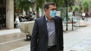Ο Αλέξης Τσίπρας επισκέφτηκε το νοσοκομείο της Δράμας
