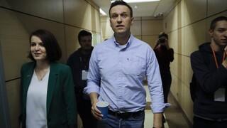 Ναβάλνι σε ΕΕ: Να επιβληθούν κυρώσεις στο περιβάλλον του Πούτιν
