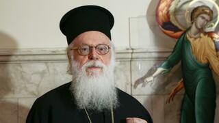 Κοτανίδου στο CNN Greece: Απύρετος και σε καλή κατάσταση ο Αρχιεπίσκοπος Αλβανίας Αναστάσιος