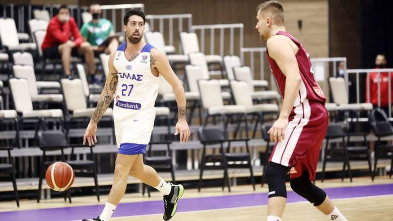 Ελλάδα - Λετονία 66-77: Ηττήθηκε και τρέχει