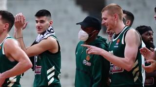 Παναθηναϊκός ΟΠΑΠ - Μπάγερν Μονάχου 83-76: Έκανε restart και ετοιμάζεται για τη συνέχεια