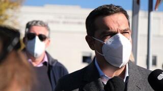 Τσίπρας: Σοκαριστικές οι περιγραφές των εργαζομένων από το νοσοκομείο Δράμας