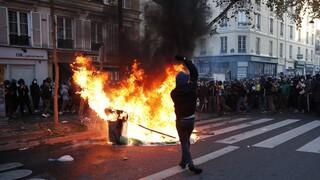 Γαλλία: Έκρυθμη η κατάσταση - Επεισόδια μεταξύ αστυνομικών και διαδηλωτών στο Παρίσι