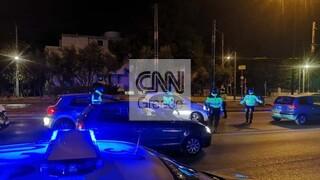 Κορωνοϊός: Σαρωτικοί έλεγχοι της τροχαίας σε οδηγούς στη Λεωφ. Κηφισίας