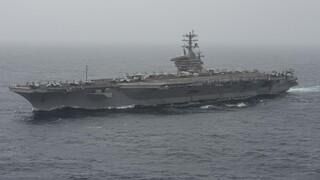 ΗΠΑ: Διευκρινίσεις για την επιστροφή αεροπλανοφόρου στον Κόλπο και τη δολοφονία στο Ιράν