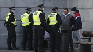 Κορωνοϊός: Επεισόδια και 60 συλλήψεις σε διαμαρτυρίες κατά του lockdown στο Λονδίνο