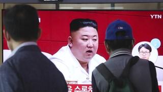 Κορωνοϊός: Ο Κιμ Γιονγκ Ουν φέρεται να διέταξε εκτελέσεις για να περιορίσει τη διασπορά