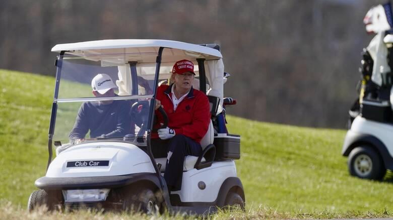 Ξανά υποψήφιος για την προεδρία του 2024 ο Ντόναλντ Τραμπ;