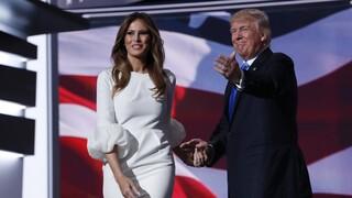 MME: Οι επόμενες κινήσεις του ζεύγους Τραμπ - Εκείνος ξανά υποψήφιος, εκείνη συγγραφέας