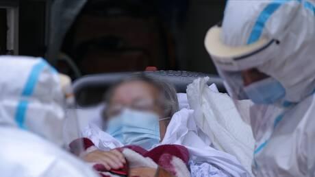 Θεσσαλονίκη: Άρχισε η μεταφορά ασθενών με COVID στο Κέντρο Αποκατάστασης Αρωγή