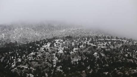 Καιρός: Σημαντική πτώση της θερμοκρασίας και παροδικές χιονοπτώσεις στα ορεινά τη Δευτέρα