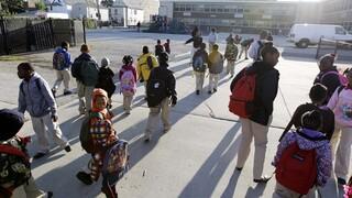 Κορωνοϊός: Επιστρέφουν στα σχολεία οι μαθητές στη Νέα Υόρκη